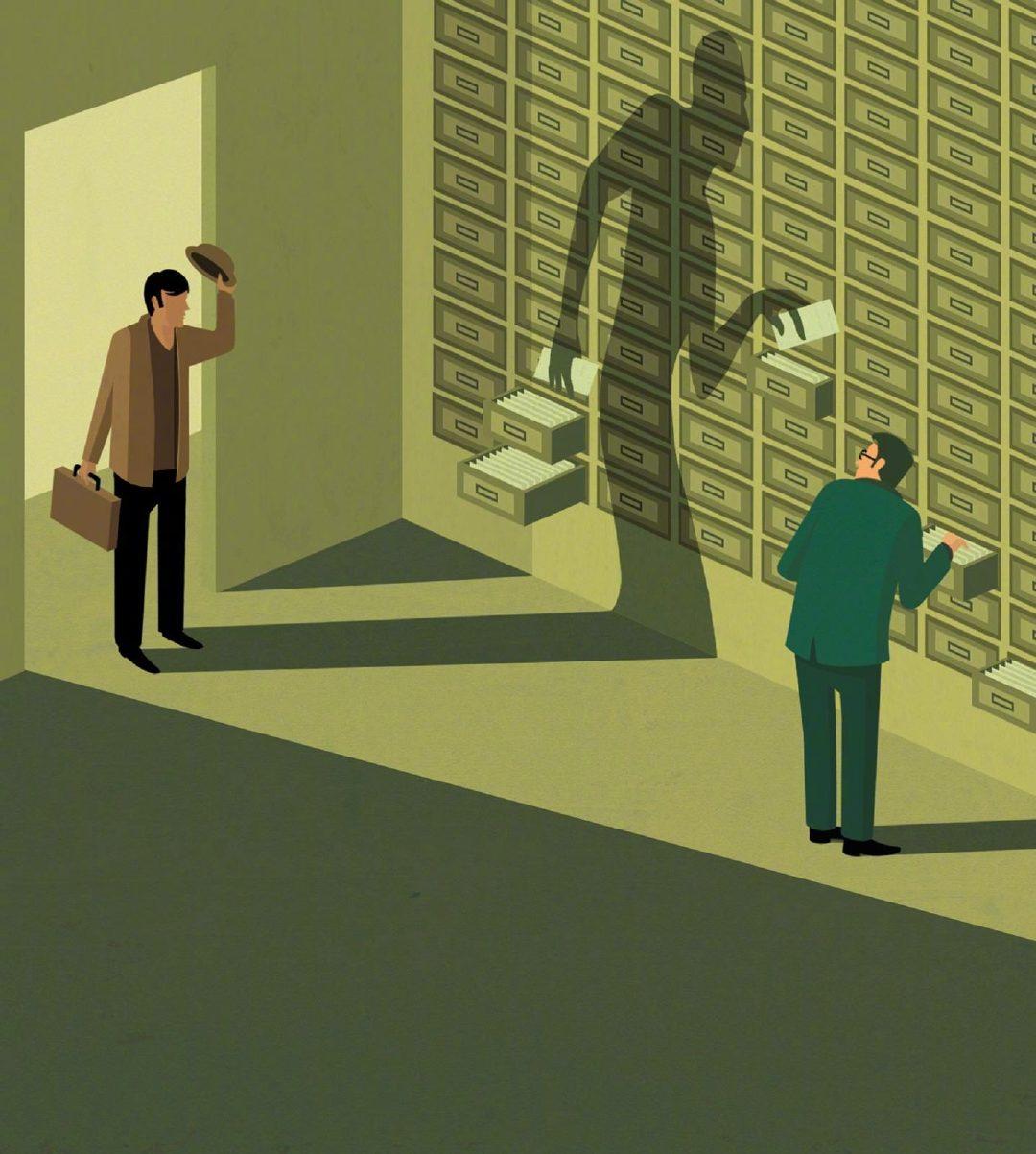 来自插画师 Stephan Schmitz 绘画作品  www.stephan-schmitz.ch