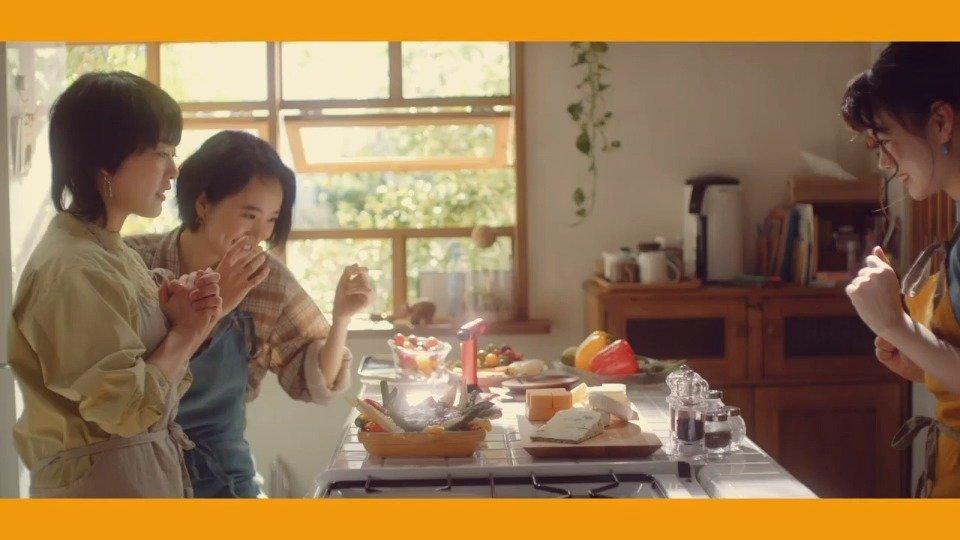 樱井翔、高畑充希出演啤酒广告,一起来享受春天的美食吧!