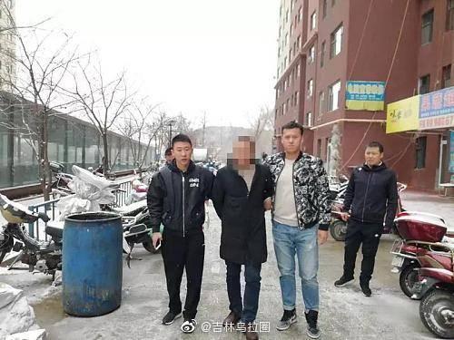 吉林市龙潭警方一天内抓获两名历年网上在逃人员!
