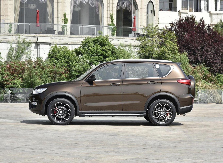 五粮液造SUV,5.9万起售,配置达到10万级标准