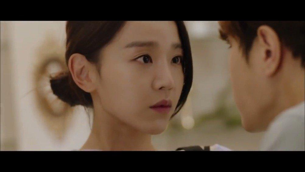 来自韩国电视剧《仅此一次的爱情》中的一首主题曲(Because Of You)