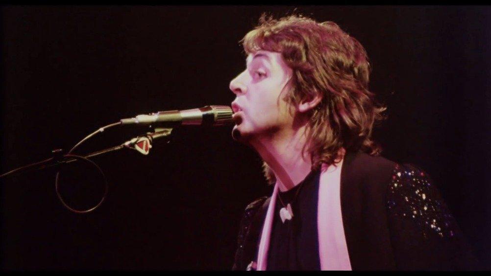 """Paul McCartney & Wings《Silly Love Songs》一首""""傻傻的小情歌"""""""