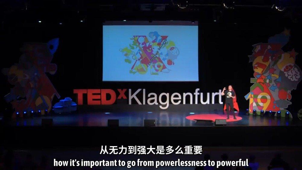 x演讲:百分之百原则可以改变你的一生