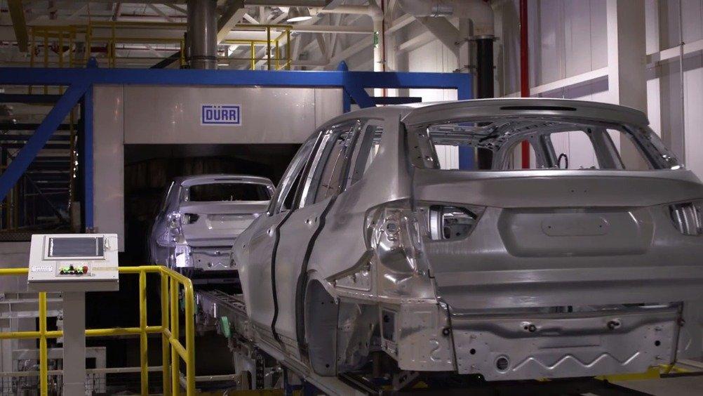 探访宝马斯巴坦堡工厂生产线