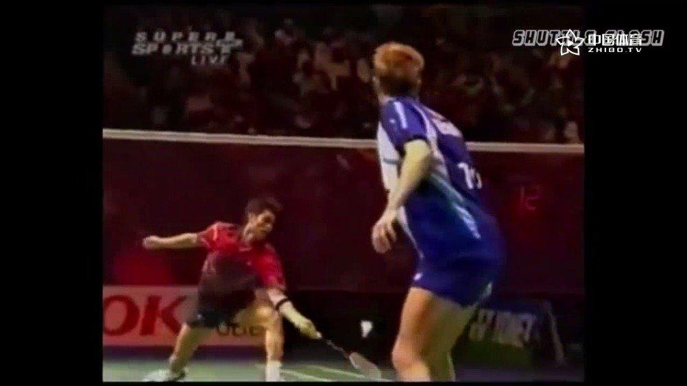 全英羽毛球赛回顾 ,林丹10场决赛不容错过的十佳球