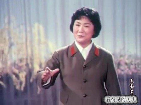 怀旧老歌 最紧密地团结在以华国锋主席为首的党中央周围 马玉涛演唱