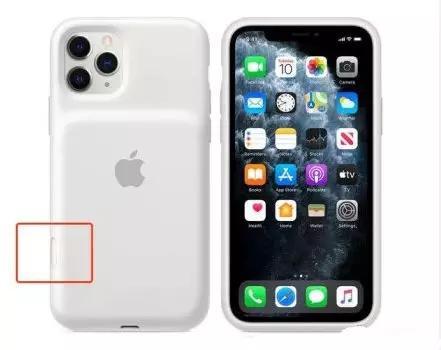 苹果推出iPhone11智能电池壳,今年加了拍照键