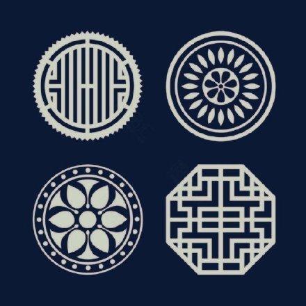 中国传统图案纹样设计分享