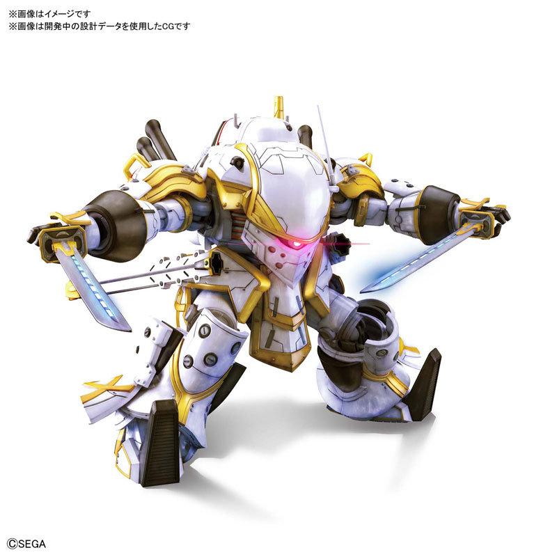 BANDAI SPIRITS 新樱花大战 灵子战斗机·无限 神山诚十郎机 HG 1/24