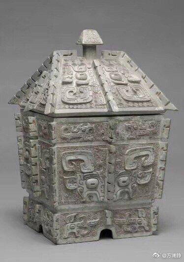 龙腾凤逸,古代艺术品的纹饰密码,顺着这些大国大藏的纹饰和器物