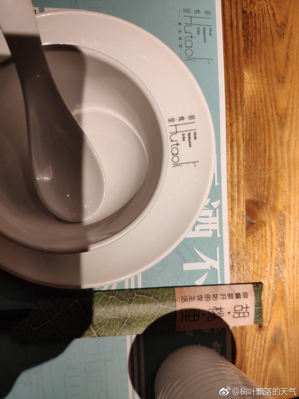 桂林核桃里餐厅,气氛不错,但是味道不行建议约会,不建议用餐