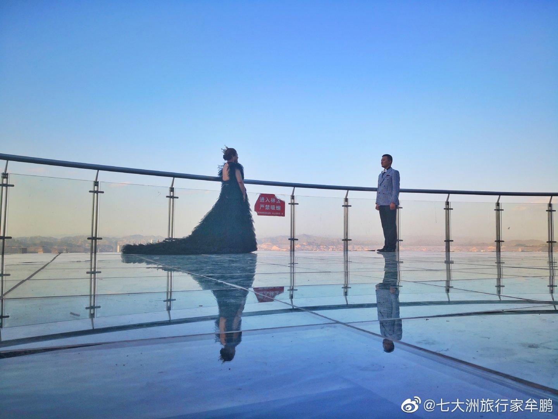 兰州夜景@微游甘肃@乐途旅游网官方微博
