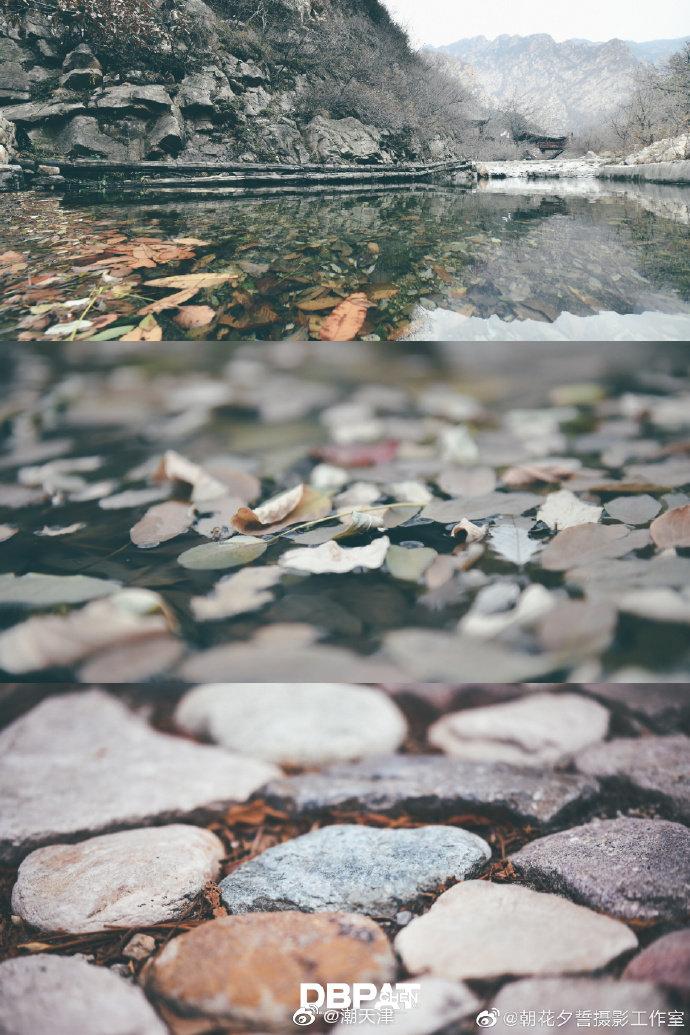@朝花夕誓摄影工作室 赶在梨木台封山前最后一天拍了蓟州初冬最美的风