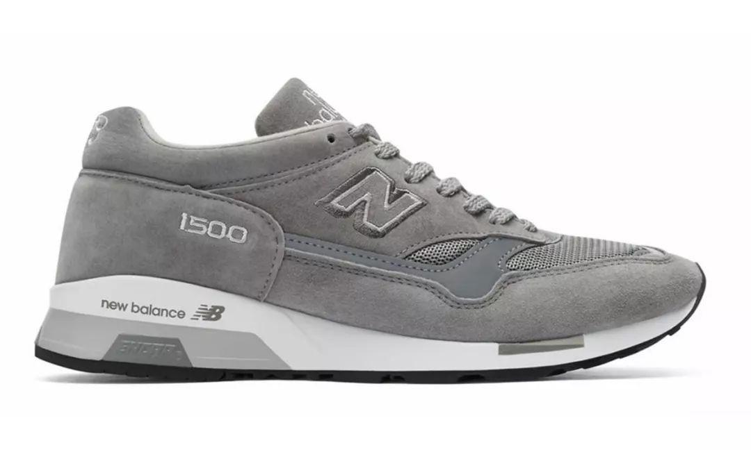 为了庆祝 New Balance 旗下经典鞋型 1500 诞生 30 周年