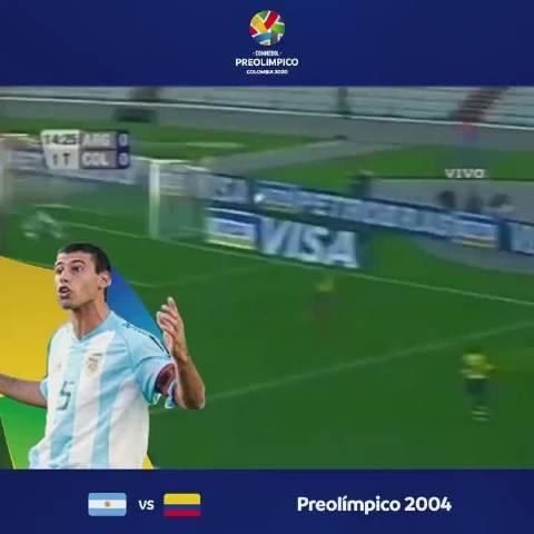 2004年雅典奥运南美资格赛上