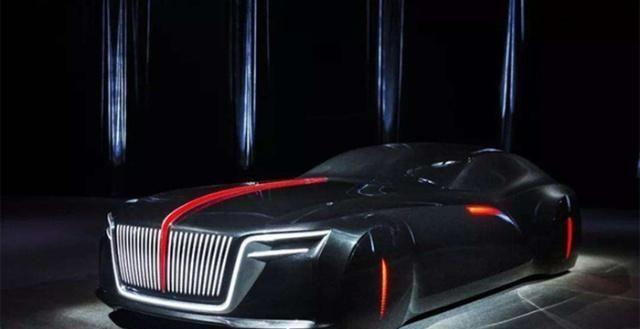 红旗L90实车曝光,外观比劳斯莱斯奢华,起步价1000万叫板宾利