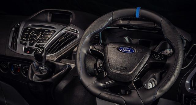 """最帅福特""""MPV""""亮相,灰色车身,桶型座椅,2.0T爆发211马力!"""