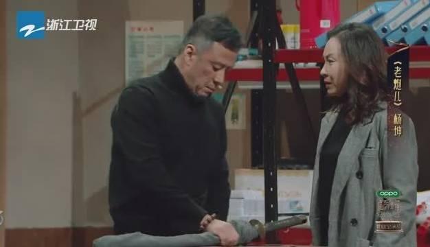 我的天,杨坤真的来了,我记得他之前在采访中调侃过,想转行当演员