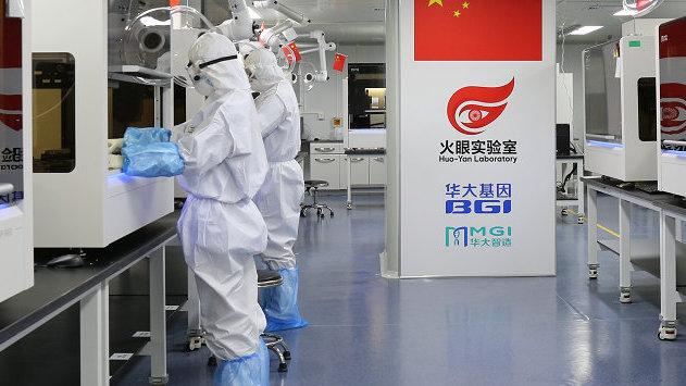 """武汉""""火眼""""5.5万人份 华大基因在全国完成逾20万人份核酸检测"""
