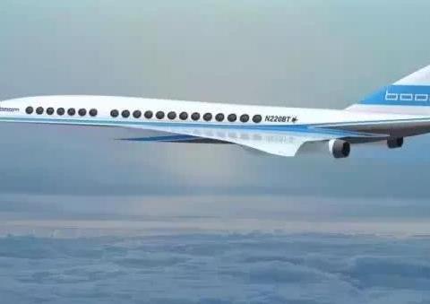 """史上""""最快""""的飞机,3小时飞半个地球,中国到美国只需4小时!"""