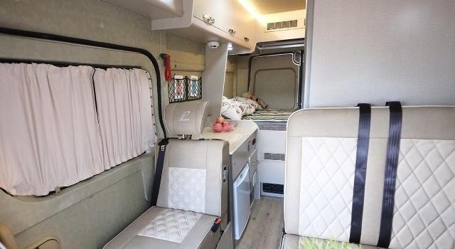 东风26万豪华房车,2.5T自动C本可开,配沙发冰箱,还有2双人床