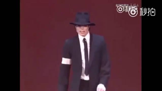 迈克尔杰克逊经典舞台,什么水平?