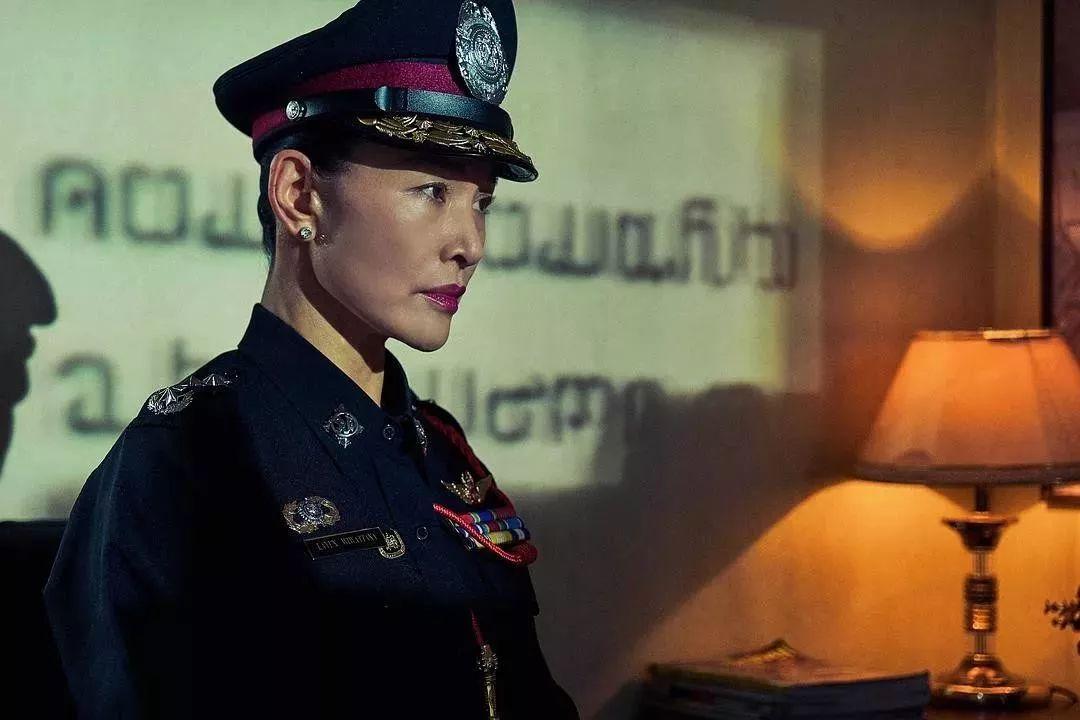 《误杀》佳作,58岁的陈冲饰固执强硬的警察母亲,令人惊艳陶醉