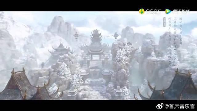 叶炫清《远山剑鸣》,与君相约久,携手正华年