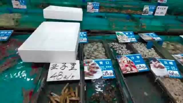广州美食,天上飞的,陆地上跑的爬的,水里游的,啥都吃,你敢吃吗