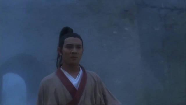 孤身一人营救杨紫琼,赤手空拳干翻带刀的,功夫高就是任性哈!