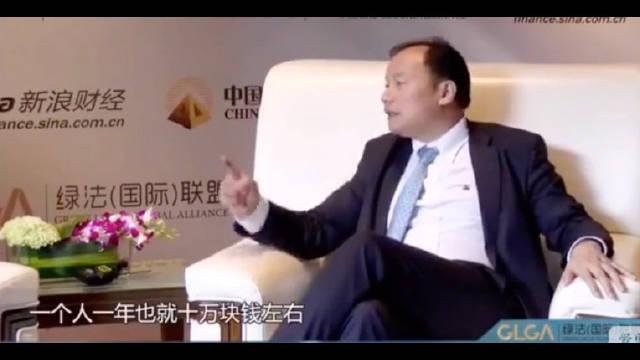 胡必亮:我们国家给国外来的留学生每年10万元,其实一点也不多!
