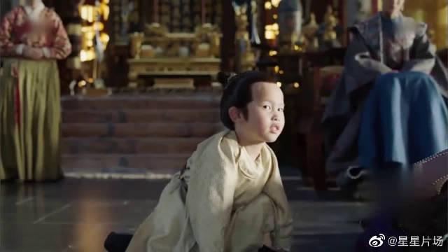 文武百官向小屁孩下跪,朱祁镇的软骨病好了,孙若微母子安全了