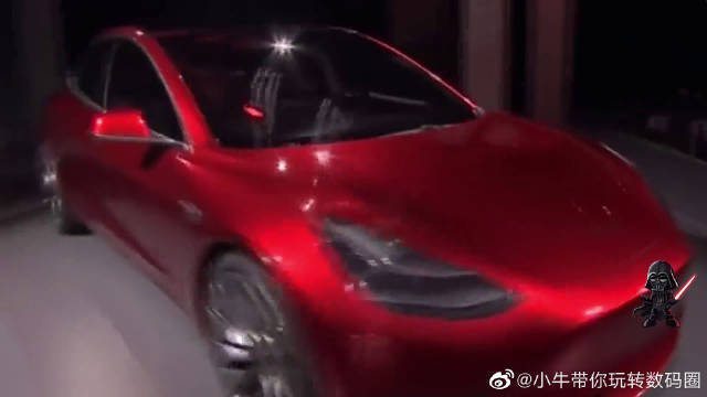 国产第一辆纯电动汽车,腾讯百度狠投100亿,3分钟充满电
