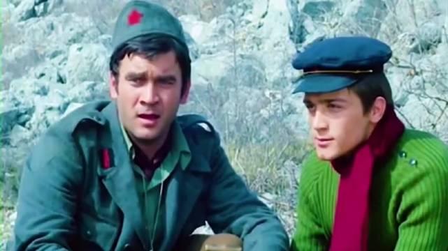 伊夫.蒙当《啊!朋友再见》,1969年南斯拉夫电影《桥》原声插曲!