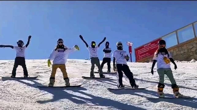 河北张家口崇礼区太舞滑雪小镇