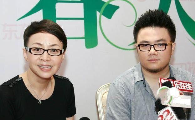 宋丹丹的儿子,赵雅芝的儿子,蔡明的儿子,唯独她的儿子最特殊