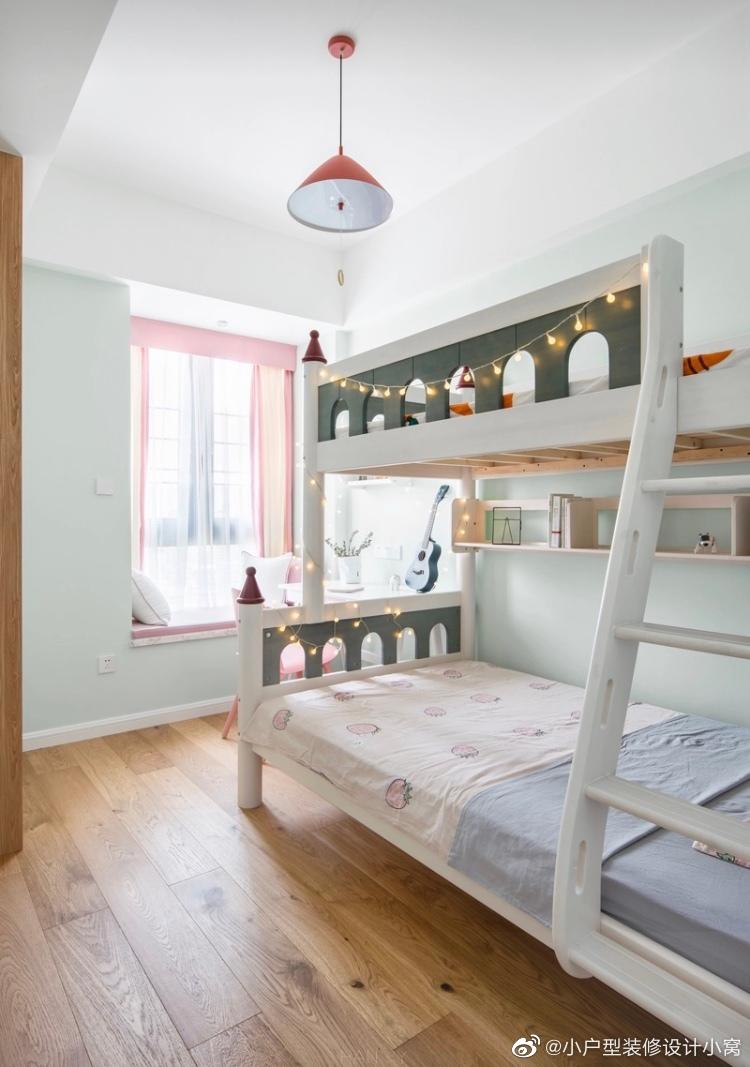 暖意儿童房设计