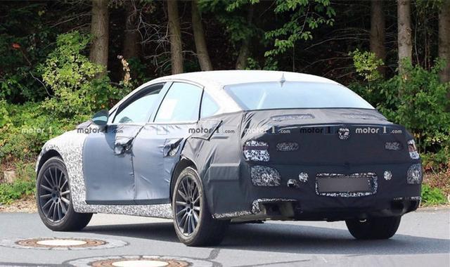 """现代再发力!全新""""大号索纳塔""""亮相,比奥迪A6 L还帅,配V6引擎"""