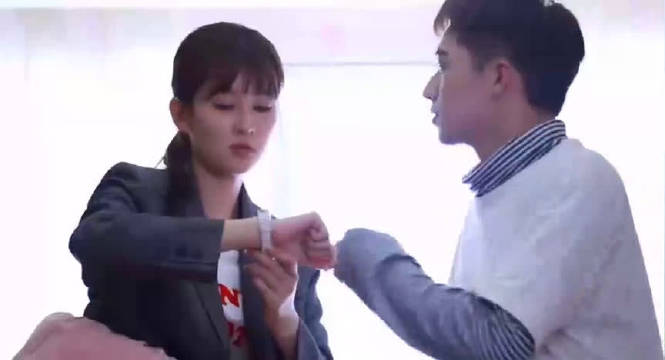 乔欣和许魏洲的吻戏原来是这样拍的!演员的心理素质真够强的