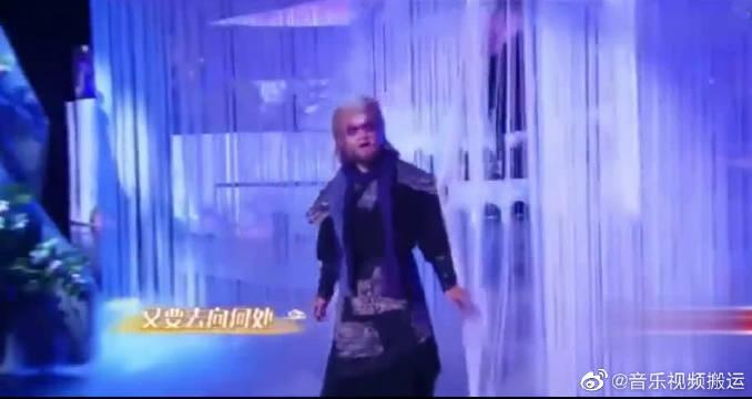 文松演唱《悟空传》,一开口唱跪了,薛之谦:一点不输原唱!