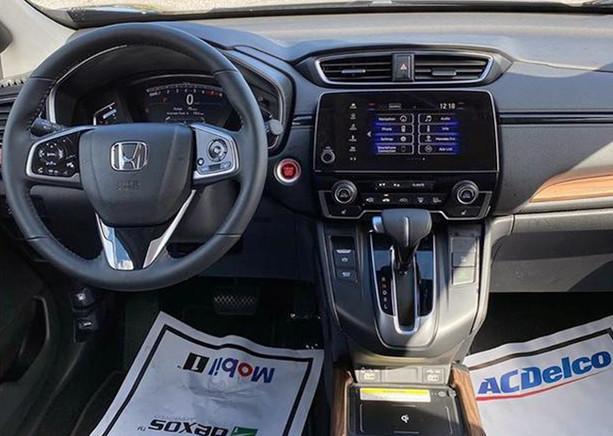 本田新款CR-V实车亮相!运动范儿十足!丰田RAV4还能坐的住吗?