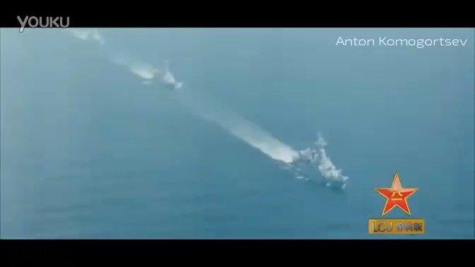 中国人民解放军陆海空三军武装力量展示