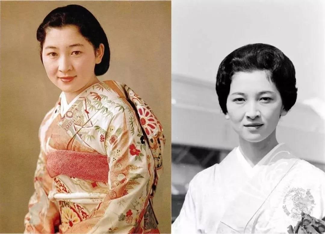 日本天皇家族到底是啥钢铁基因呀图片