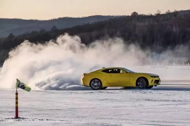 冰雪驰骋 雪佛兰全车系冰雪体验
