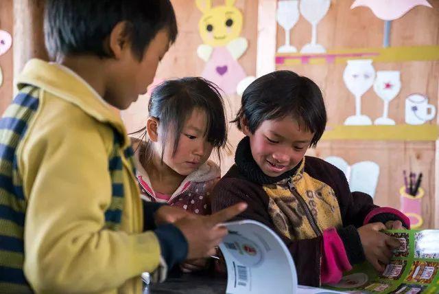 相信小的伟大 | 相信书籍的力量,益起支持乡村孩子阅读