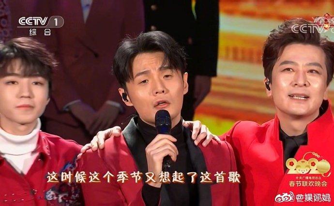 这个节目对李荣浩好残忍,让他站在王俊凯和于毅两个大眼睛中间