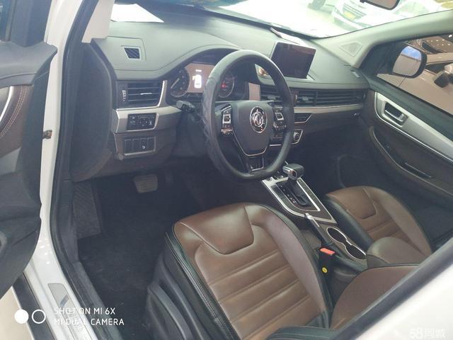 这款风行景逸X6,油耗低,前置前驱,仅售8.3万带回家!