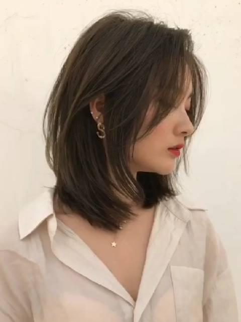 改变自己从头发开始,裁剪+染色美出了新高度