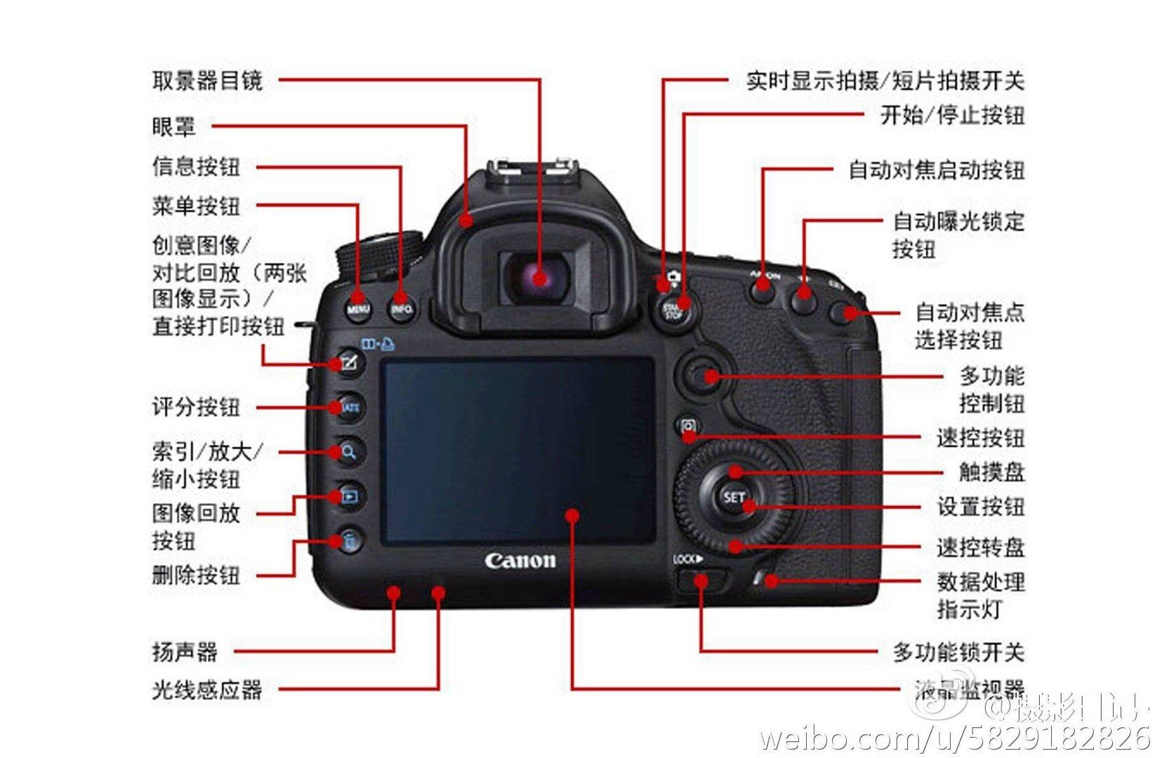 玩摄影,从认识你的单反相机开始.图片