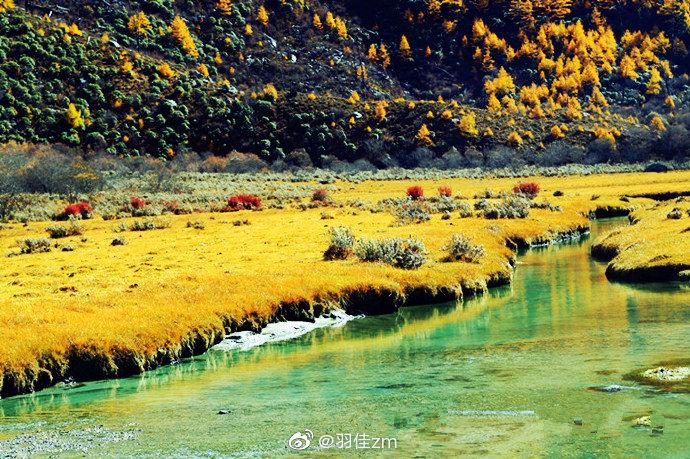 徒步稻城亚丁,可谓是眼睛的天堂,身体的地域。神圣与信仰